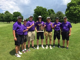 SHS Eagles Take Regional Men's Golf Championship