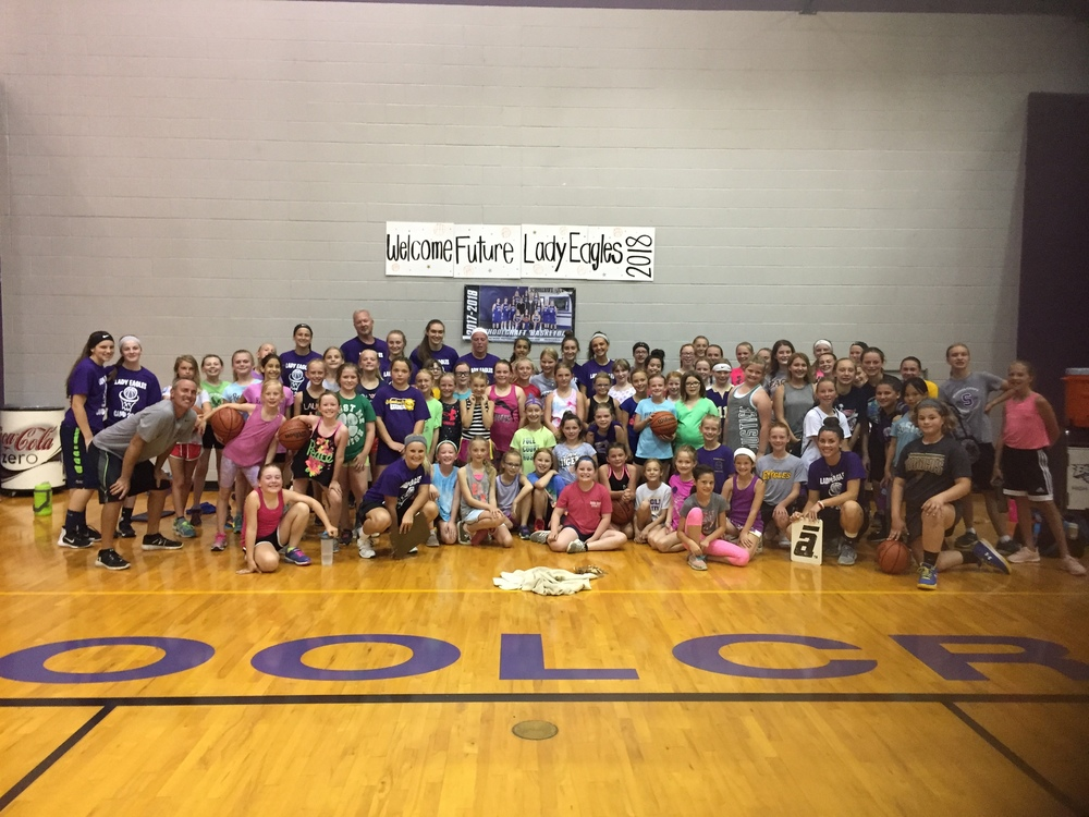 Girls Summer Basketball Wrap Up