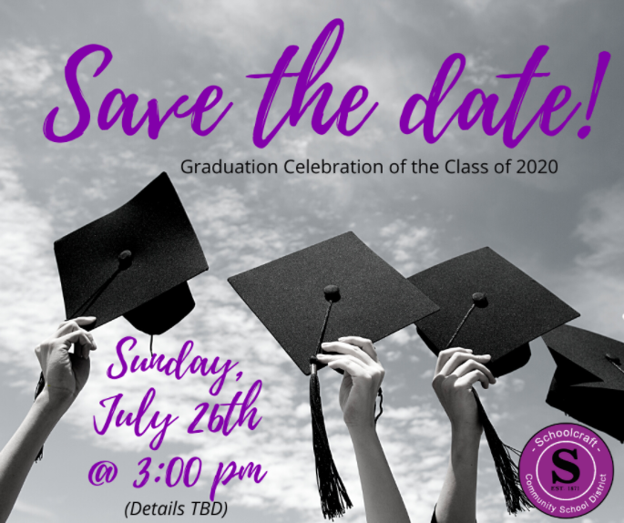 Class of 2020 Graduation Announcement