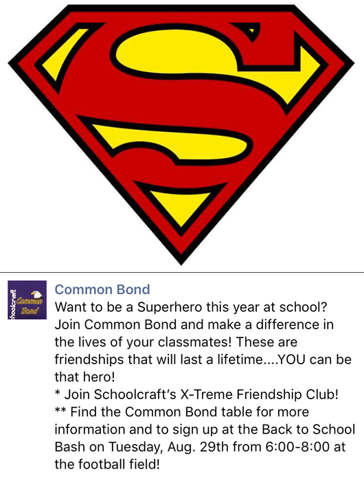Join Common Bond!