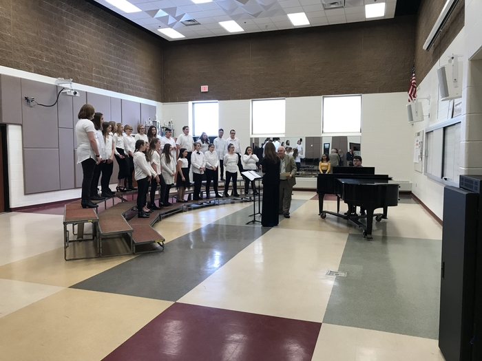 SMS Choir Festival Clinic