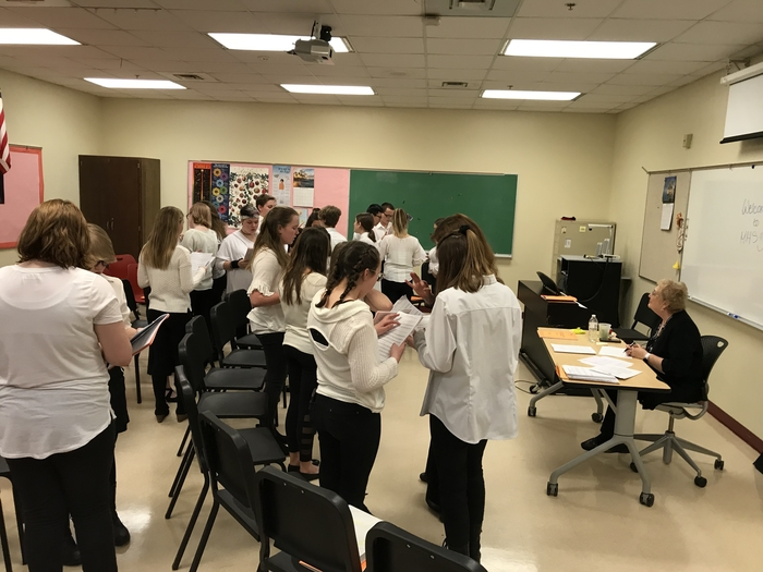 SMS Choir Festival - Sight Reading Excercise