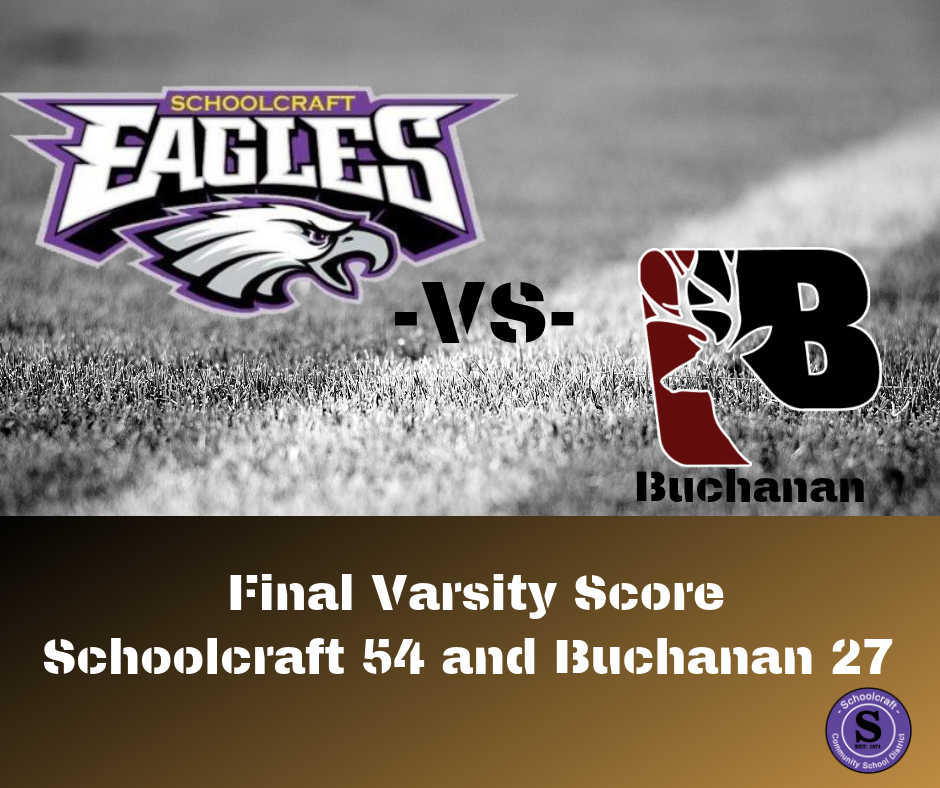 Final score vs Buchanan