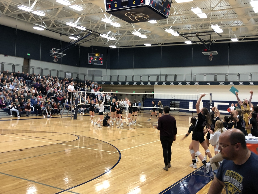 Volleyball State Quarter Finals 2019