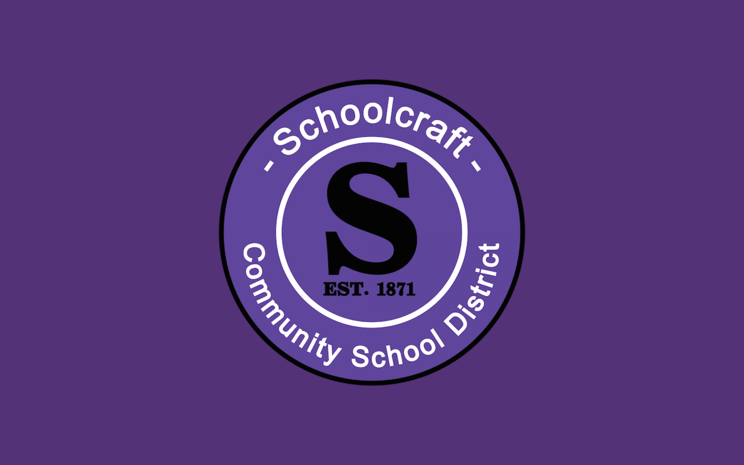 Schoolcraft Community School District Est. 1871